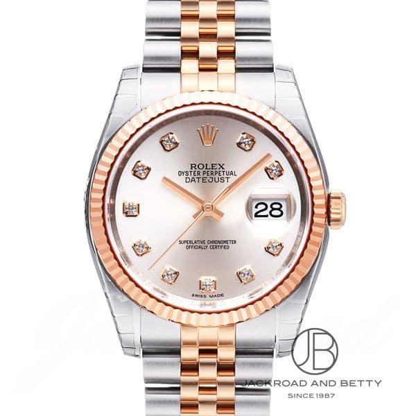 ロレックス ROLEX デイトジャスト 116231G 【新品】 時計 メンズ