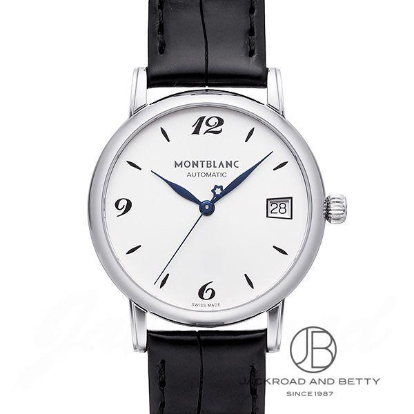 モンブラン MONTBLANC スター クラシック デイト オートマティク 111590 新品 時計 男女兼用