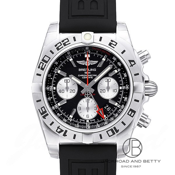 ブライトリング BREITLING クロノマット GMT A048B17VPR 【新品】 時計 メンズ