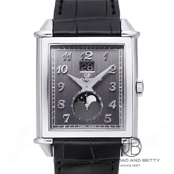ジラール・ペルゴ GIRARD PERREGAUX ヴィンテージ 1945 XXL ラージデイト ムーンフェイズ 25882-11-221-BB6B 【新品】 時計 メンズ