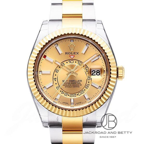 ロレックス ROLEX スカイドゥエラー 326933 【新品】 時計 メンズ