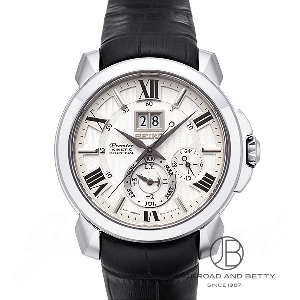 SNP128P1 キネティック メンズ SEIKO プレミア セイコー 腕時計 パーペチュアル