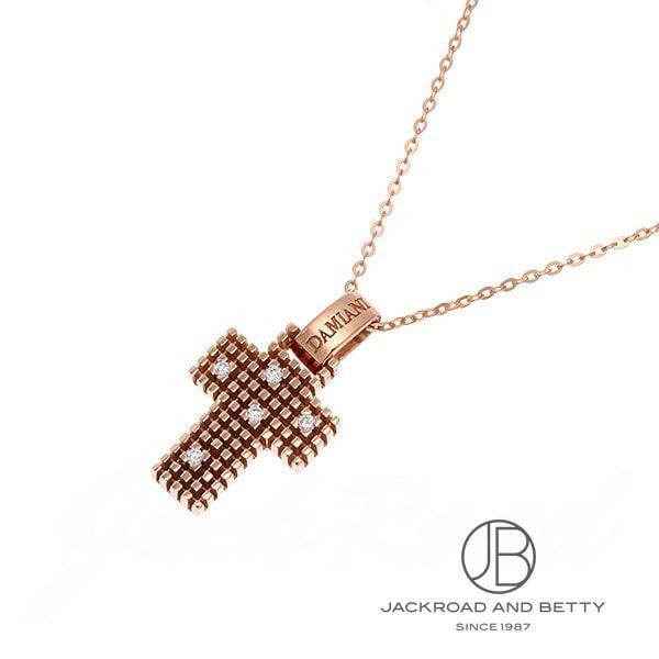 ダミアーニ DAMIANI メトロポリタン ダイヤモンド ネックレス ピンクゴールド 20041001 新品 ジュエリー ブランドジュエリー