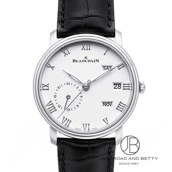 ブランパン BLANCPAIN ヴィルレ アニュアルカレンダー GMT 6670-1127-55B 新品 時計 メンズ