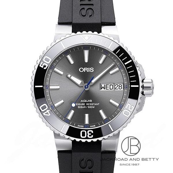 オリス ORIS アクイス デイト ハンマーヘッド リミテッド 752 7733 4183-Set RS 【新品】 時計 メンズ