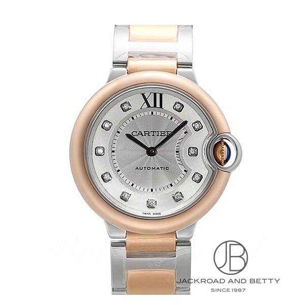 カルティエ CARTIER バロンブルー 36mm W3BB0013 【新品】 時計 レディース