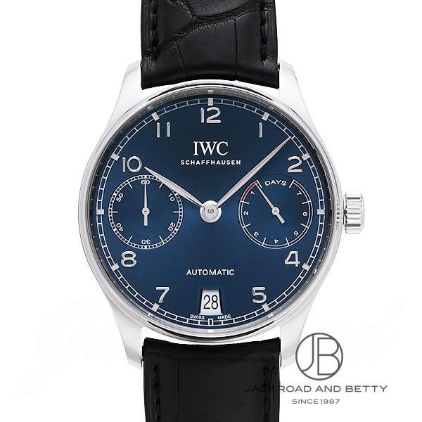 IWC IWC ポルトギーゼ オートマティック 7デイズ IW500710 【新品】 時計 メンズ