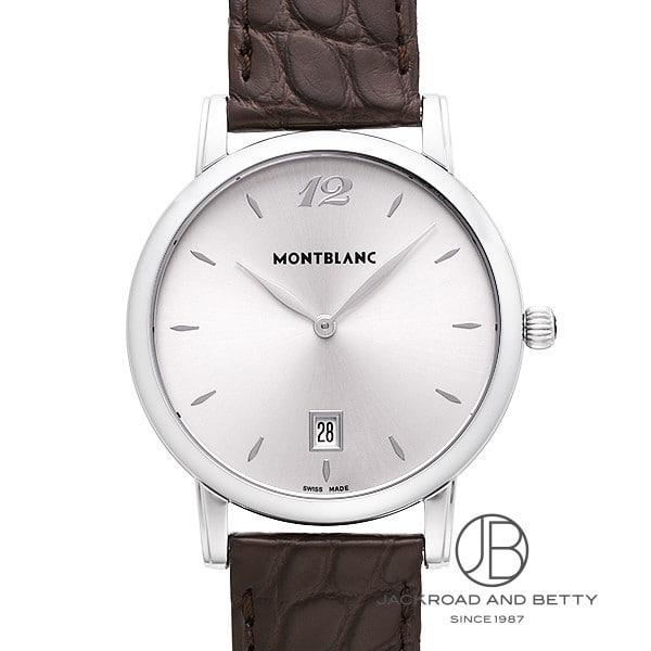 モンブラン MONTBLANC スター クラシック デイト 108770 【新品】 時計 メンズ