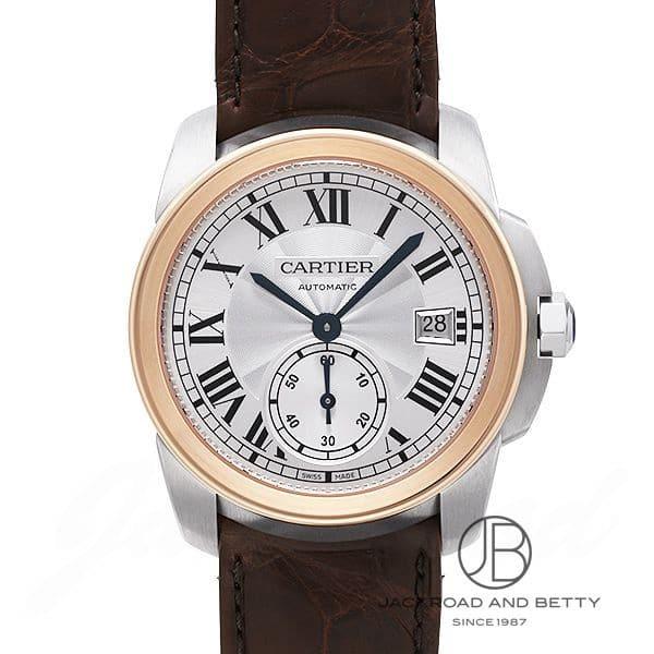 カルティエ CARTIER カリブル ドゥ カルティエ W2CA0002 【新品】 時計 メンズ