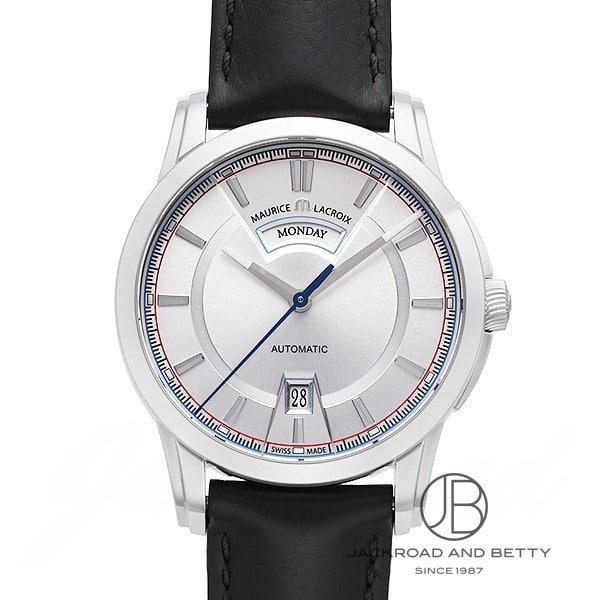 モーリスラクロア MAURICE LACROIX ポントス デイデイト PT6158-SS001-131 新品 時計 メンズ