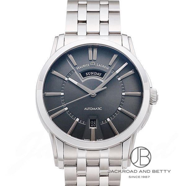 モーリスラクロア MAURICE LACROIX ポントス デイデイト PT6158-SS002-23E 新品 時計 メンズ