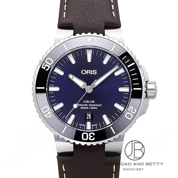 オリス ORIS アクイス デイト 733 7730 4135D 新品 時計 メンズ