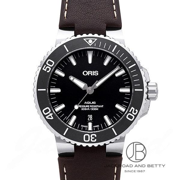 オリス ORIS アクイス デイト 733 7730 4154D 新品 時計 メンズ