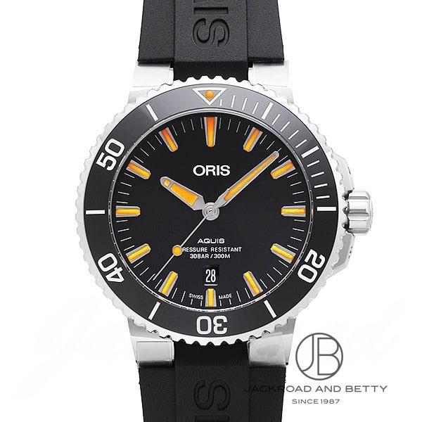 オリス ORIS アクイス デイト 733 7730 4159R 【新品】 時計 メンズ