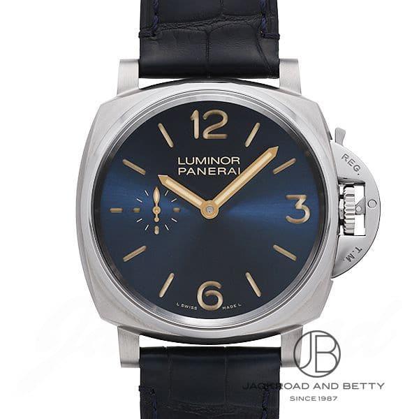 パネライ PANERAI ルミノール ドゥエ 3デイズ チタニオ PAM00728 【新品】 時計 メンズ