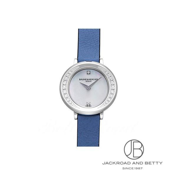 ボーム&メルシェ BAUME&MERCIER プティ プロメス M0A10288 新品 時計 レディース