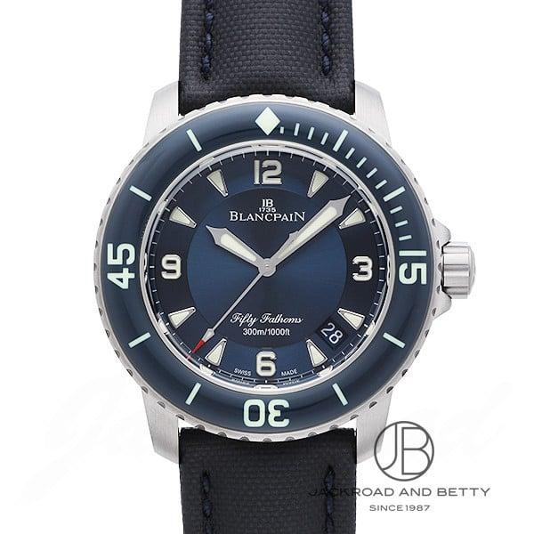 ブランパン BLANCPAIN フィフティー ファゾムズ 5015-12B40-O52A 新品 時計 メンズ