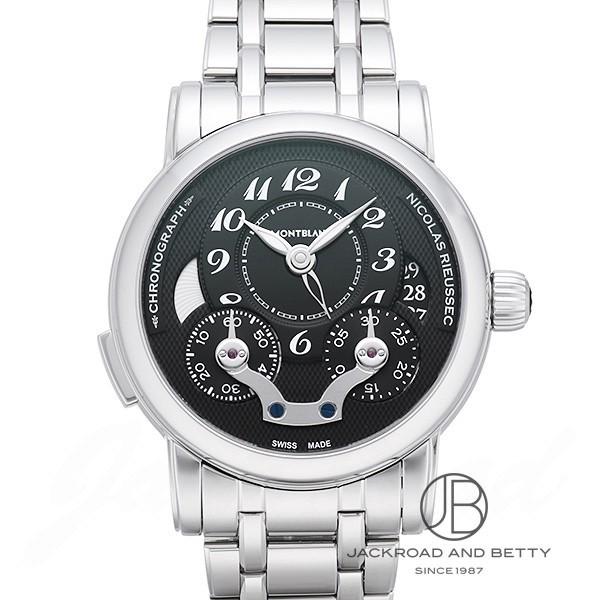 モンブラン MONTBLANC ニコラ リューセック モノプッシャー クロノグラフ オートマティック 109996 新品 時計 メンズ