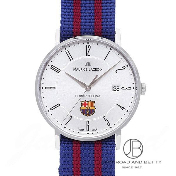 モーリスラクロア MAURICE LACROIX エリロス デイト FCバルセロナ EL1087-SS002-120 【新品】 時計 メンズ