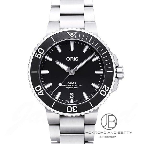 オリス ORIS アクイス デイト 733 7732 4124M 【新品】 時計 メンズ