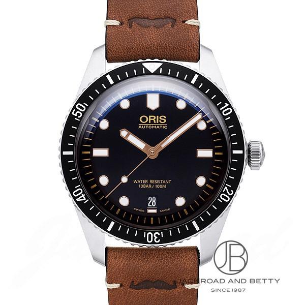 オリス ORIS ダイバーズ 65 モーベンバー エディション 733 7707 4084F 新品 時計 メンズ