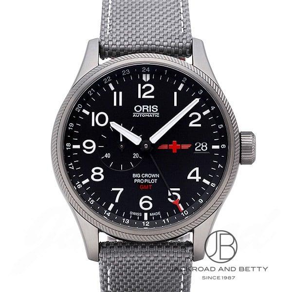 オリス ORIS ビッグクラウン プロパイロット GMT レガ リミテッド 748 7710 4284D 【新品】 時計 メンズ