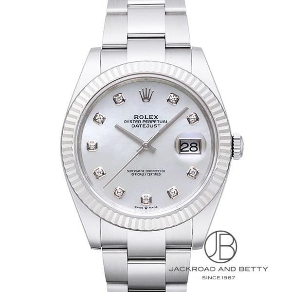 ロレックス ROLEX デイトジャスト41 126334NG 【新品】 時計 メンズ