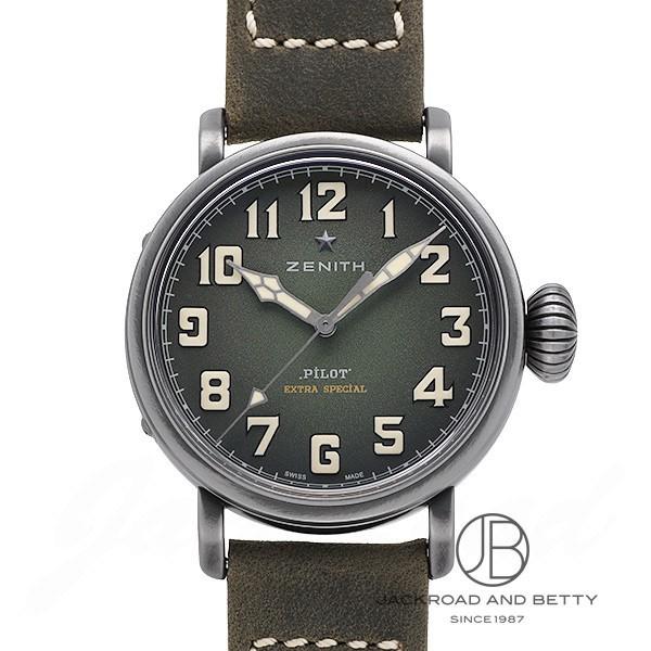 ゼニス ZENITH パイロット タイプXX エクストラスペシャル 40mm リミテッド 11.1943.679/63.C800 新品 時計 メンズ
