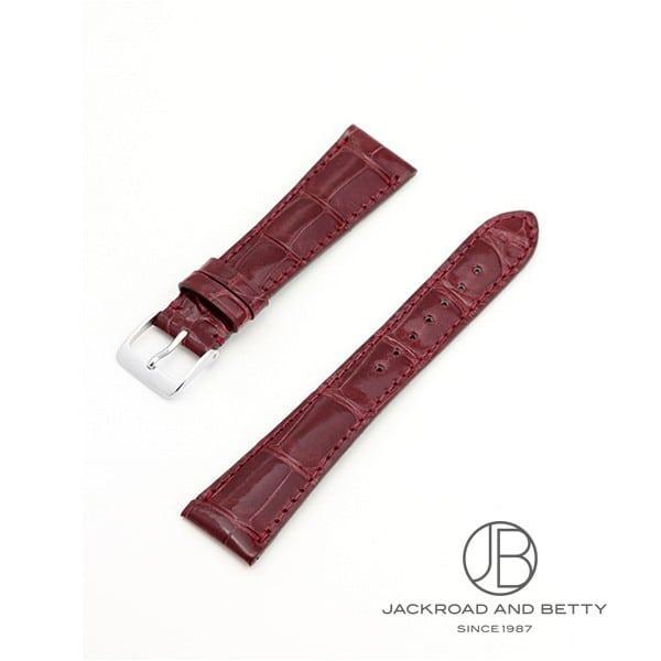 ジャックロード Jackroad ジャックロード・クロコダイル革ベルト 20mm jg005 新品 その他