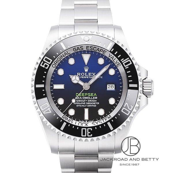 ロレックス ROLEX シードゥエラー ディープシー Dブルー 126660 新品 時計 メンズ