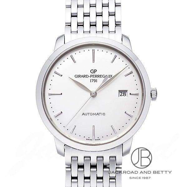 ジラール・ペルゴ GIRARD PERREGAUX 1966 49555-11-131-11A 新品 時計 メンズ