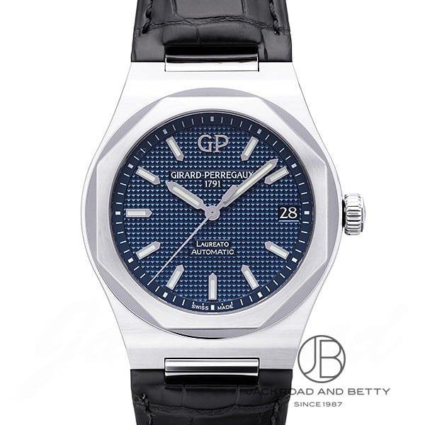 ジラール・ペルゴ GIRARD PERREGAUX ロレアート 42mm 81010-11-431-BB6A 新品 時計 メンズ