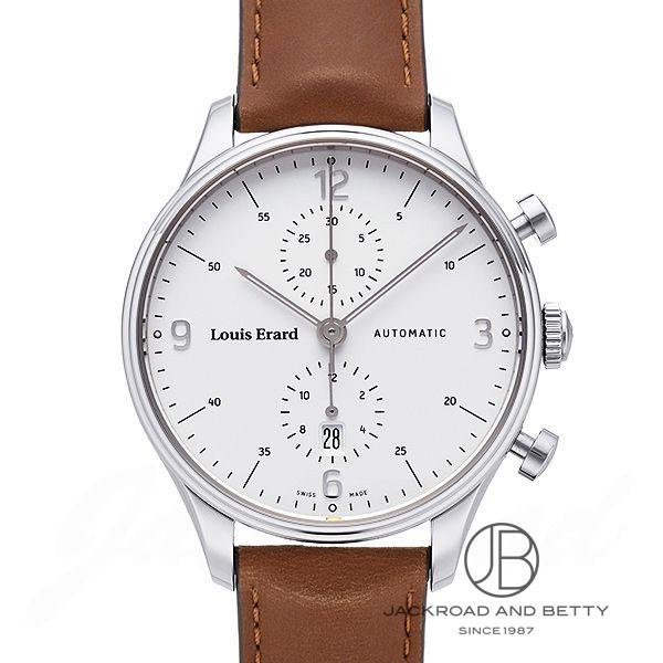 ルイ エラール Louis Erard ヘリテージ ミニマリスト クロノグラフ LE78289AA01.BVA01 新品 時計 メンズ
