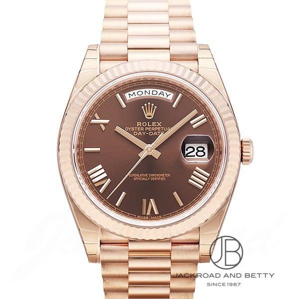 ロレックス ROLEX デイデイト40 228235 新品 時計 メンズ