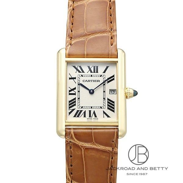 カルティエ CARTIER タンクルイカルティエ LMサイズ W1529756 【新品】 時計 レディース