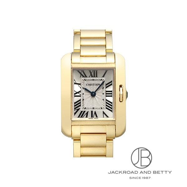 カルティエ CARTIER タンクアングレーズ W5310014 【新品】 時計 レディース