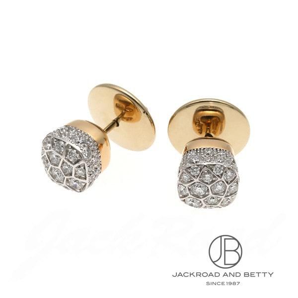 ポメラート Pomellato ヌード ソリテール ピアス ダイヤモンド O.B704/O6/B9 新品 ジュエリー ブランドジュエリー