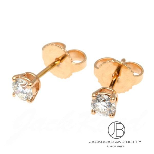 ティファニー TIFFANY&Co. ソリティアダイヤモンド ピアス 30223969 D:0.34ct 新品 ジュエリー ブランドジュエリー