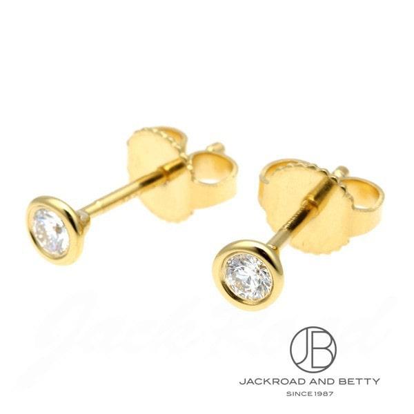 ティファニー TIFFANY&Co. エルサ・ペレッティ ダイヤモンド バイザヤード ピアス 12818661 D:0.16ct 新品 ジュエリー ブランドジュエリー
