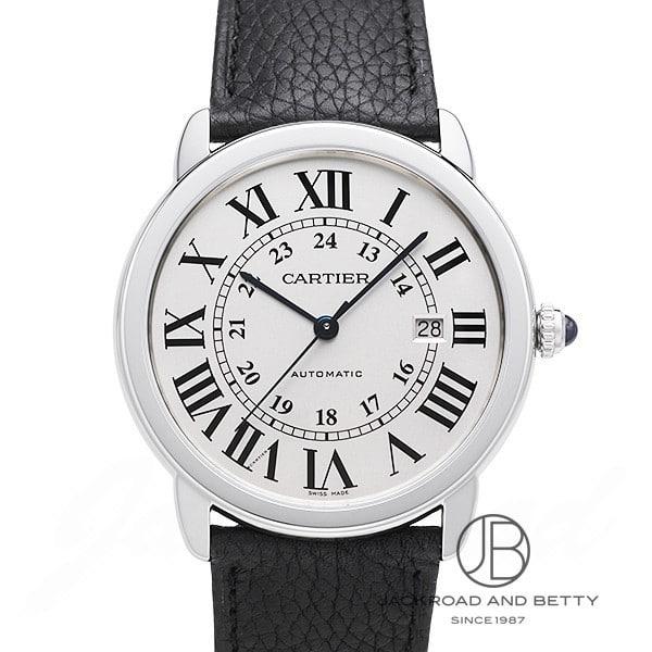 カルティエ CARTIER ロンドソロ ドゥ カルティエ WSRN0022 【新品】 時計 メンズ