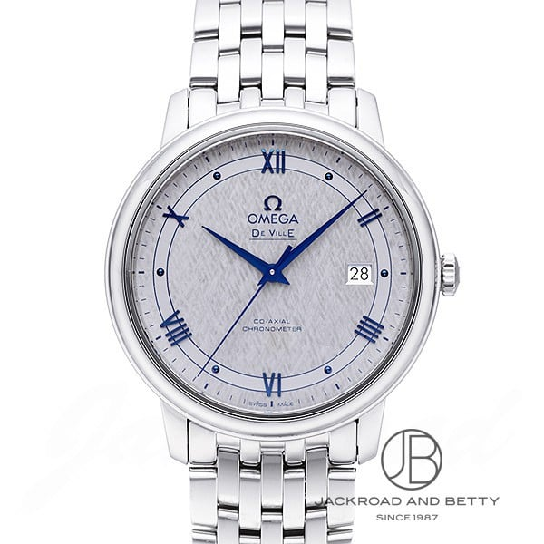 オメガ OMEGA デ・ヴィル プレステージ コーアクシャル 424.10.40.20.06.002 新品 時計 メンズ