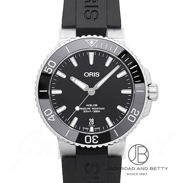 オリス ORIS アクイス デイト 733 7732 4134R 【新品】 時計 メンズ