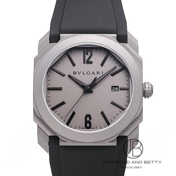 ブルガリ BVLGARI オクト オリジナーレ 102858 新品 時計 メンズ