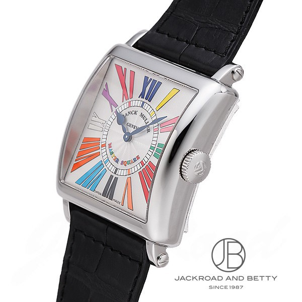 Frank Muller FRANCK MULLER master square 6002HQZ COL DRM new clock man and  woman combined use