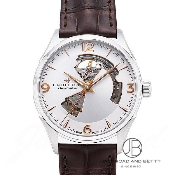 ハミルトン HAMILTON ジャズマスター オープンハート 42mm H32705551 【新品】 時計 メンズ