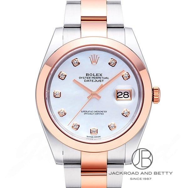 ロレックス ROLEX デイトジャスト41 126301NG 【新品】 時計 メンズ