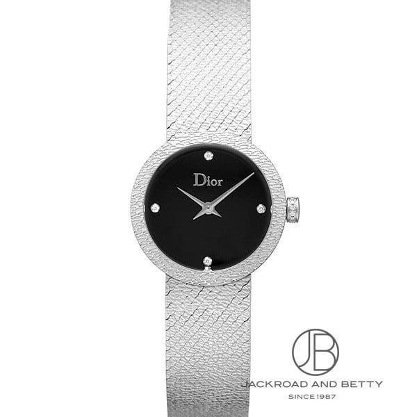 クリスチャン・ディオール Christian Dior ラ ディ ドゥ ディオール サティネ CD047112M003 新品 時計 レディース