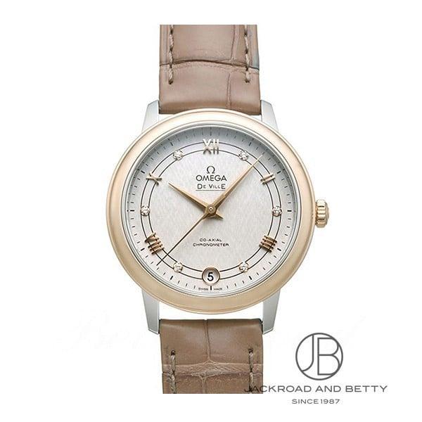 オメガ OMEGA デ・ヴィル プレステージ コーアクシャル 424.23.33.20.52.003 新品 時計 ボーイズ