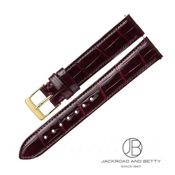 ベティーロード BettyRoad レディース オリジナル革ベルト・ワンタッチ加工付き 15mm(ワイン) 0 新品 その他