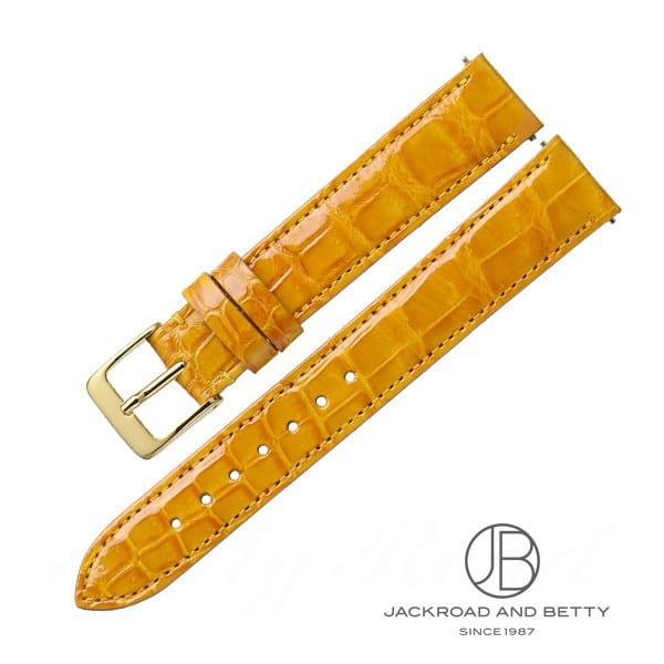 ベティーロード BettyRoad レディース オリジナル革ベルト・ワンタッチ加工付き 15mm(マスタード) 0 新品 その他